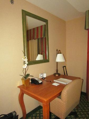 Hampton Inn & Suites Casper : Desk