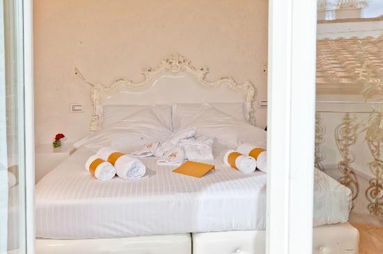 Hotel Home Florence: Camera Matrimoniale