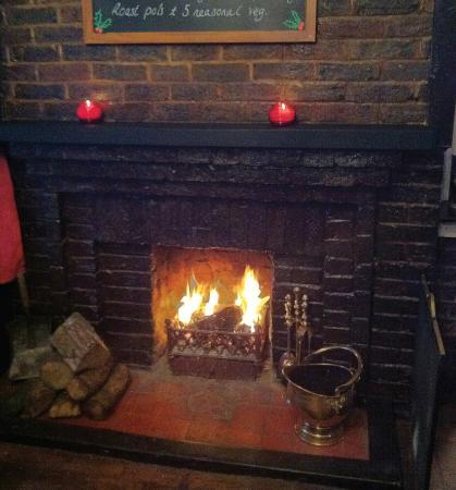 Dunstable Arms: Open Fire
