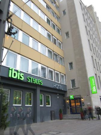 Ibis Styles Berlin Alexanderplatz: Exterior