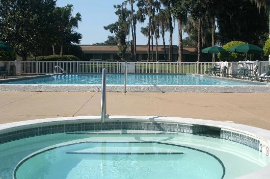 The Avenue Hotel Lakeland: Pool