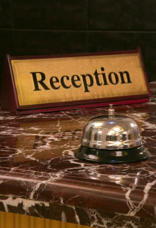Golden Coast Hotel : reception