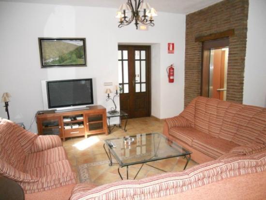 Hotel Rural Poqueira II: Salón