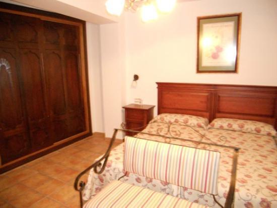 Hotel Rural Poqueira II: Habitación doble