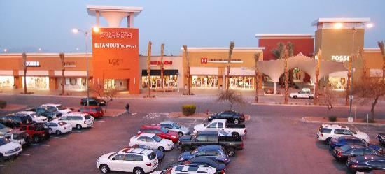 Las Vegas Premium Outlets - South