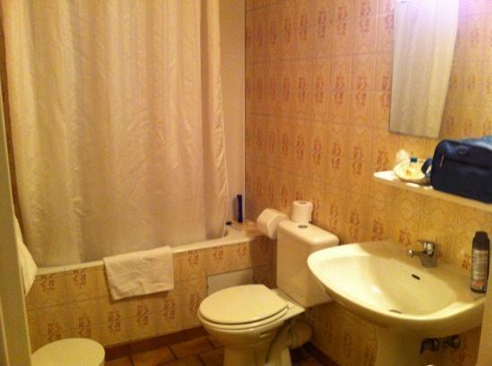 Le Domino : salle de bain