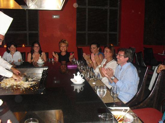 Now Larimar Punta Cana: Cena en el Spice