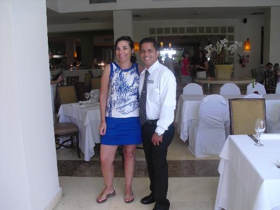 Now Larimar Punta Cana: Con Florentino en el Carnival