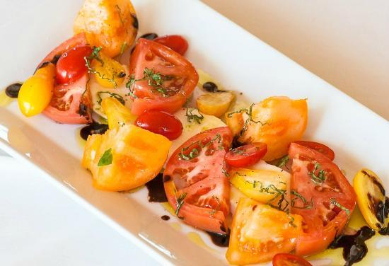 Atlantica Restaurant : Summer Tomato Salad