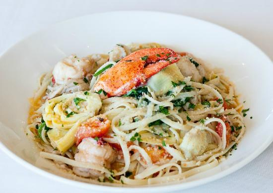 Atlantica Restaurant: Lobster Linguini