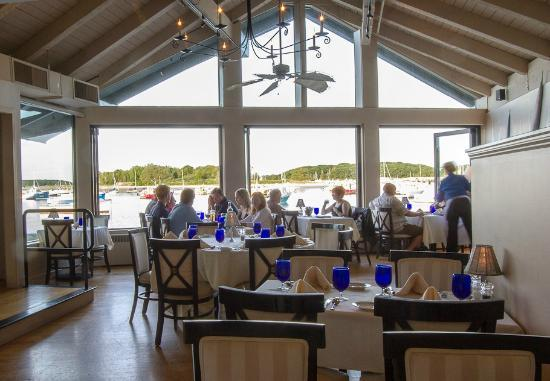 Atlantica Restaurant : The Sail Room