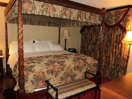Prince of Wales: Premium suite