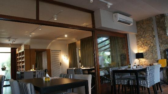 Le Bistrot: ambiente agradavel