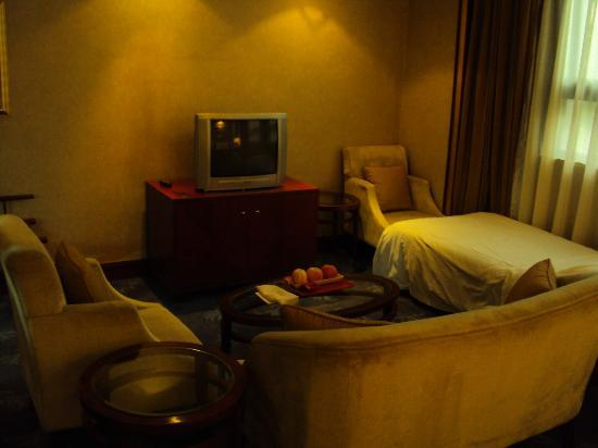 Mercure Xian on Renmin Square: Spacious room - 1 extra bed