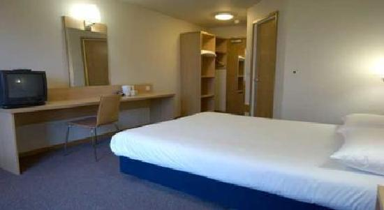 Travelodge Warminster: Double Room