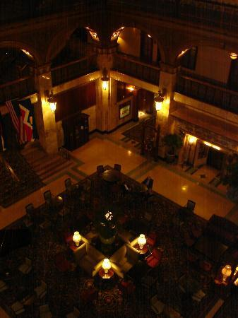 The Brown Palace Hotel and Spa, Autograph Collection: Lobby from above