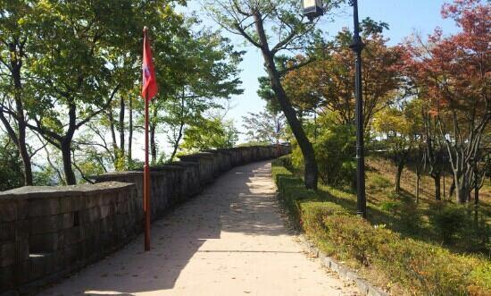 Jinjuseong: jinju castle