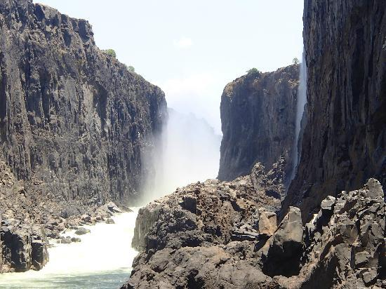 Kayak The Zambezi Day Trips: victoria falls