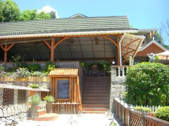 Hotel L'Ocean: Restaurant