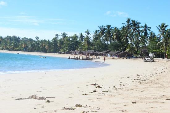 Chez Eugenie: andilana beach