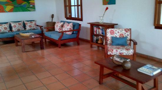 Terramaya: Main Floor seating area