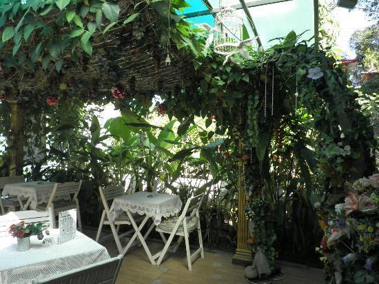 Gunter's Gasthaus : dining area