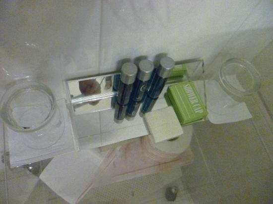Quirinale Hotel: Free toiletries
