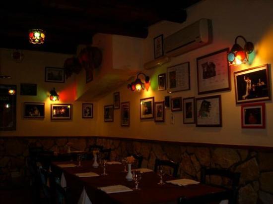 Ristorante Pizzeria Tosca : interno Pizzeria Tosca