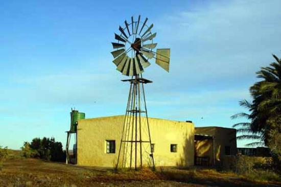 Tankwa Karoo National Park: Kraftwerk