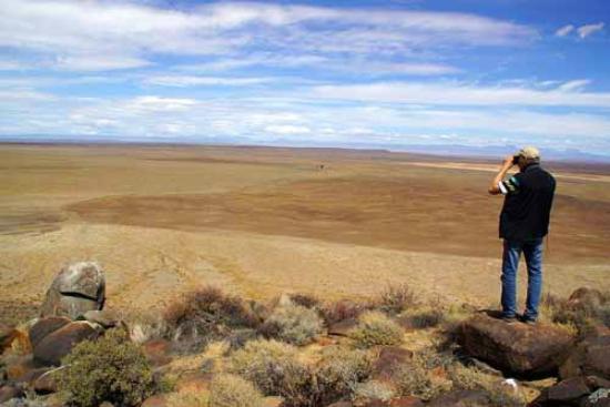 Tankwa Karoo National Park: Im Nirgendwo