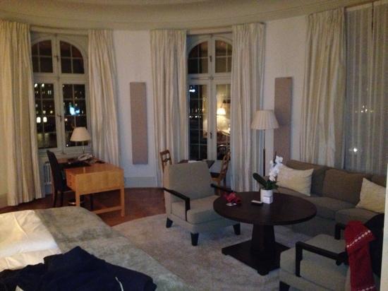 Hotel Diplomat: junior suite 305