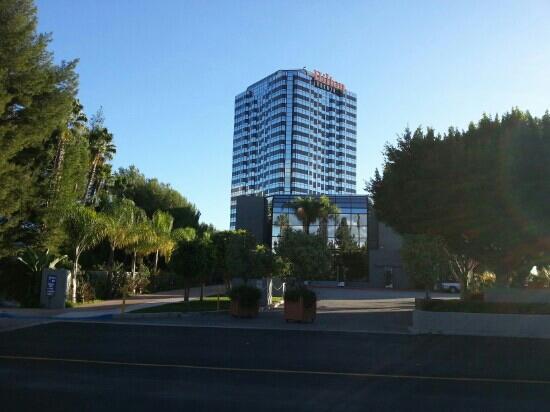 Hilton Los Angeles/Universal City: Hilton Universal City