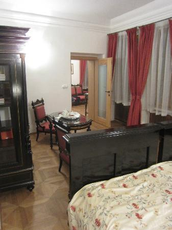 Hotel U Zeleneho hroznu (Hotel At the Green Grape)照片