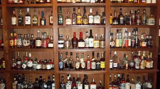 Freakin' Frog / Whisky Attic: so many choices