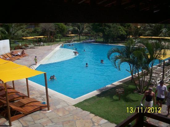 Resort La Torre: piscina principal