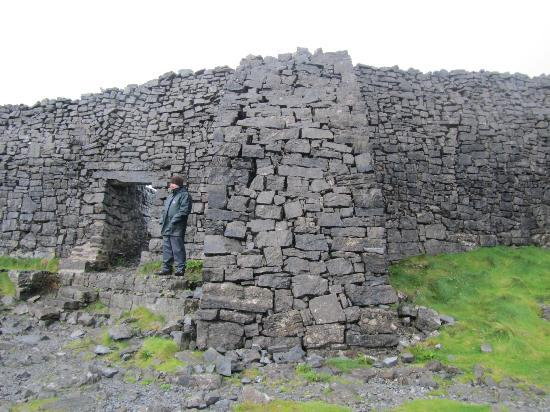 Faherty Day Tours: Dun Aengus fort and cliffs