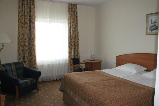 Warminski Hotel & Conference: Bed