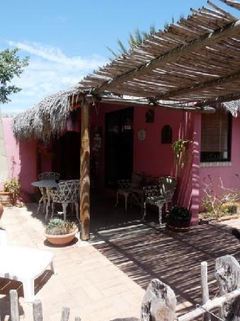 Cabo Pulmo Casas
