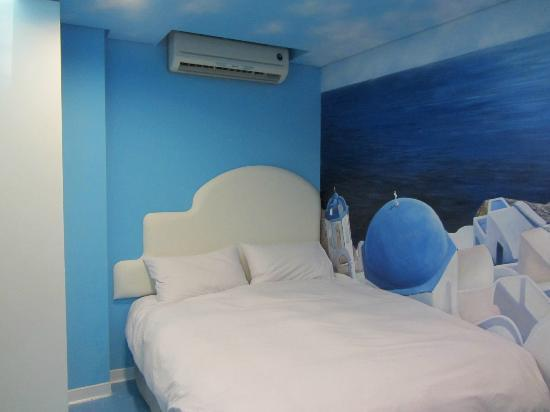 Rose Boutique Hotel - Taipei Station: bed