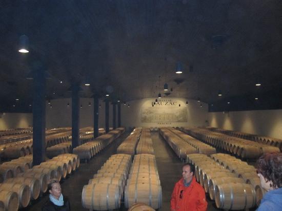 Bordeaux Wine Travel : Chateau Dauzac