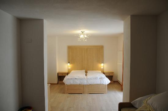 Corvara in Badia, Italia: Una camera del Maso Welby