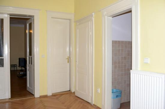 Hotel Apartments Templova: hallway