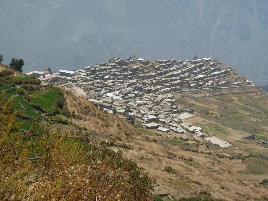 Marcahuasi: San Pedro Casta