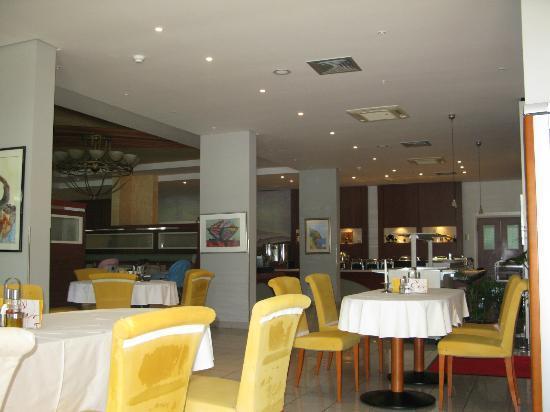 Hotel Rivijera : Ресторан