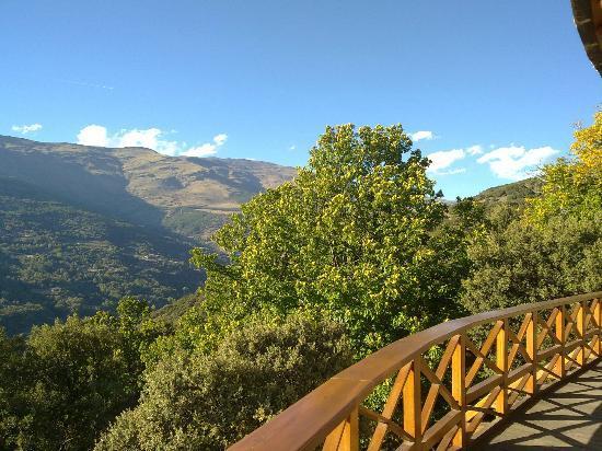 El CastaNar Nazari: Paraje natural dirección Mulhacen
