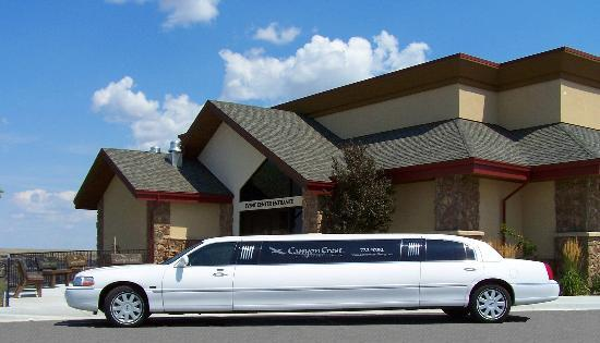 Canyon Crest Dining & Event Center: Canyon Crest Limo