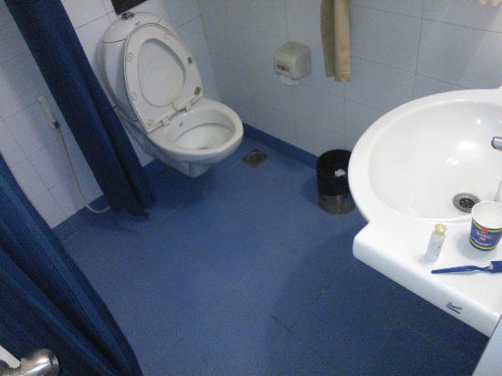 Ginger New Delhi: Bathroom 