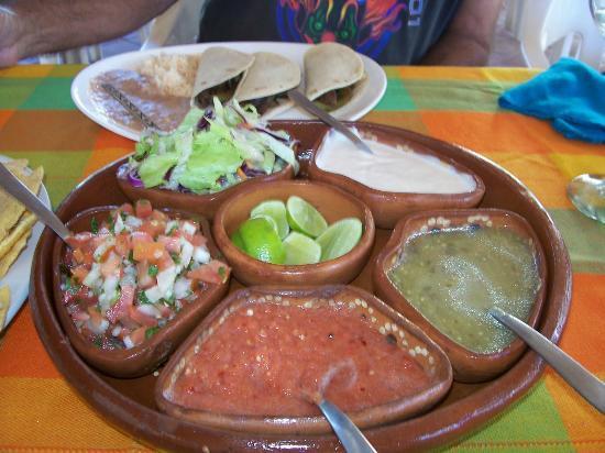 George's Restaurant: Yummy tacos