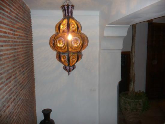 Riad el Maktoub Marrakech : patio