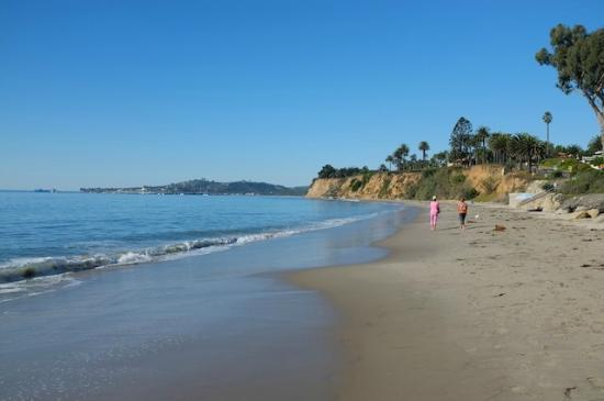 Four Seasons Resort The Biltmore Santa Barbara: Beach